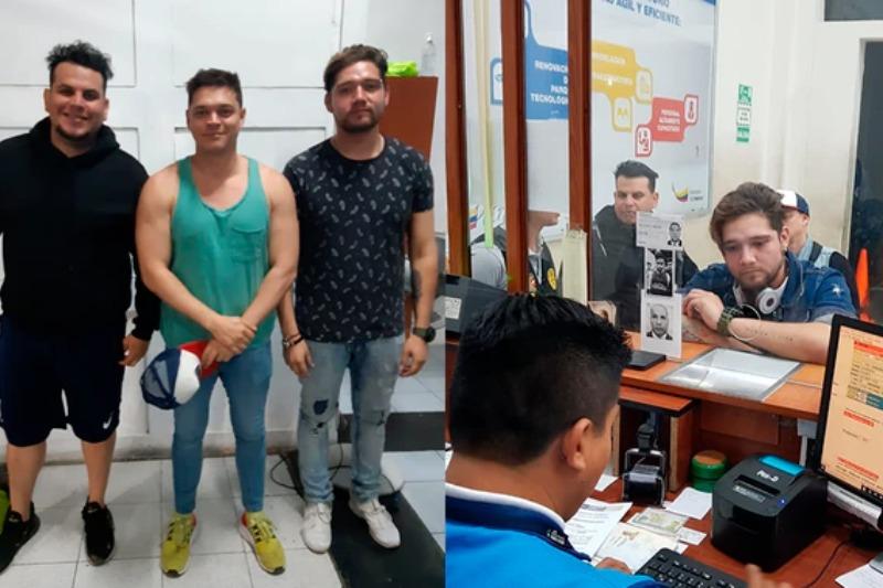 Cantantes de Los Adolescentes fueron expulsados del Perú por entrar ilegalmente