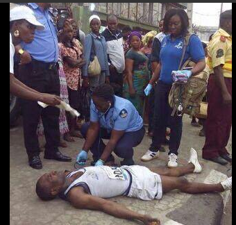 Lagos Marathon 2016: See Pictures Of Those Who Fainted