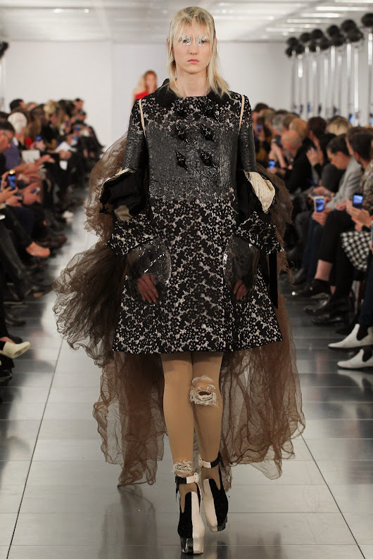 Galliano's Debut for Margiela