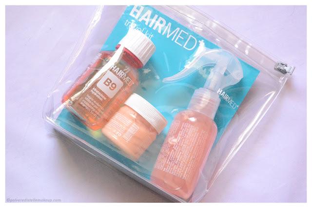 Hairmed Travel Kit Idratazione