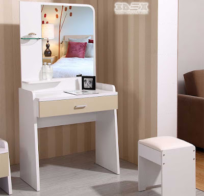 Kids dressing table designs for girls bedroom decor 2018