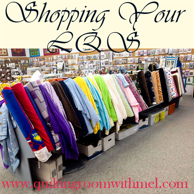 shopping your lqs