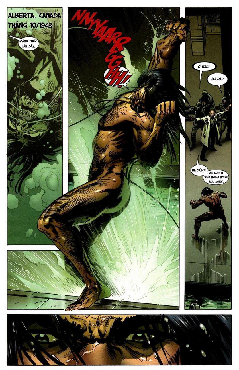 Ultimate Origin chap 1 trang 20