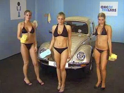 One Of The Lads Car Wash