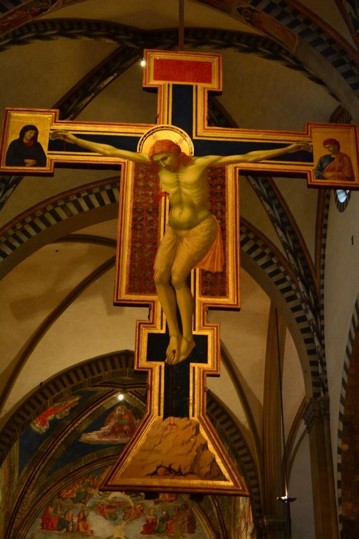 Crucifix de Giotto, 1290 environ.