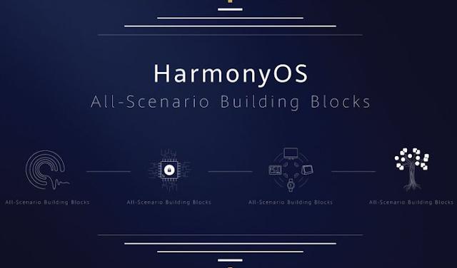 هواوي تعلن رسميًا عن نظام Harmony OS