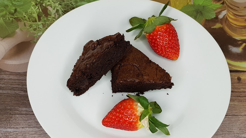 Cook with me: Best Chocolate Brownies EVER