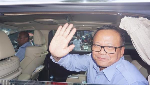 OTT Menteri KKP Edhy Prabowo, KPK Juga Tangkap Sejumlah Orang di Depok