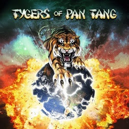 Tygers of Pan Tang - Never Give In (video)