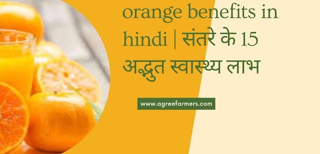 orange benefits in hindi | संतरे के 15 अद्भुत स्वास्थ्य लाभ