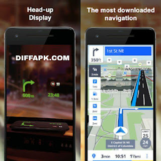 GPS Navigation & Maps Sygic Apk v18.7.4 [Full Unlocked] [Latest]