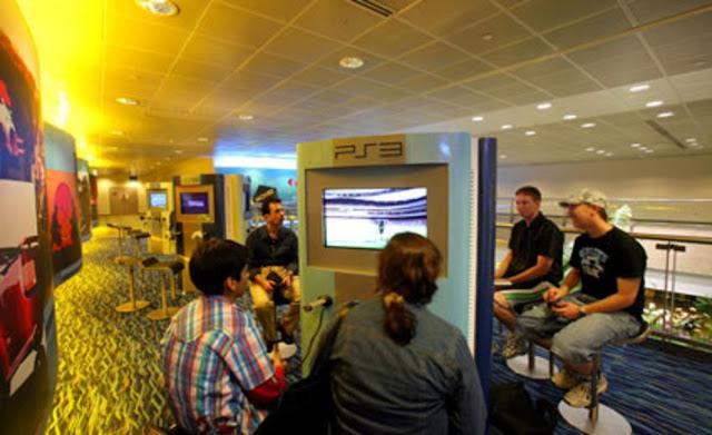 Aeropuerto de Changi en Singapur, PS3, PS4 y XBOX 360