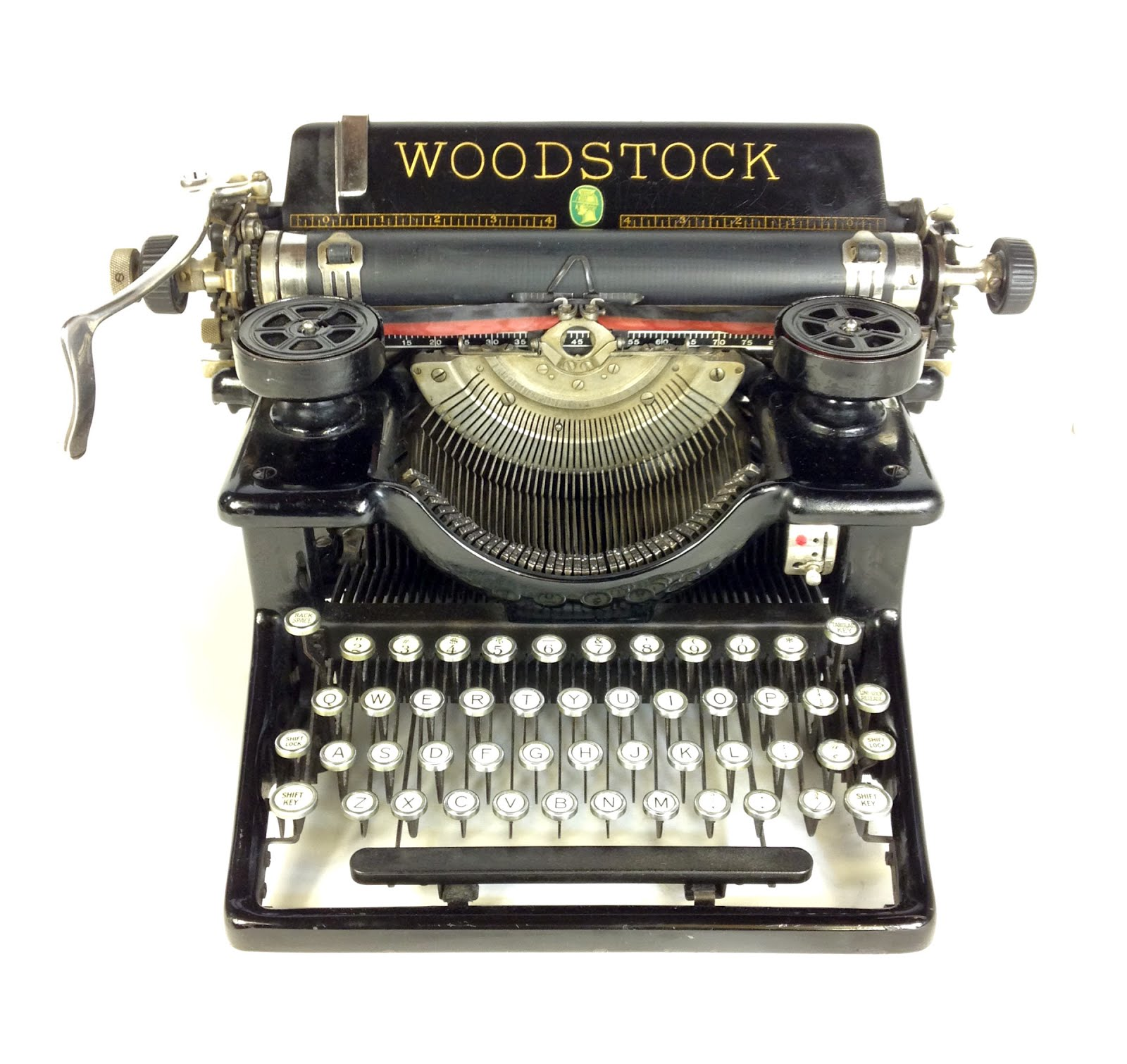 The Typewriter Revolution Blog: A Confused Woodstock