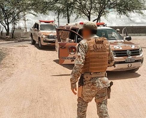 Jovens são conduzidos para Delegacia depois de ameaçar e desacatar policiais da COPES