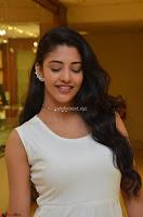Daksha Nagarkar Cute Beauty in Sleeveless White Dress at Khwaaish Exhibition Launch 2017 ~  Exclusive 015.JPG