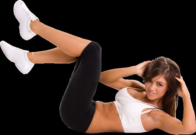 musculation-a-domicile-methode-poids-de-corps-haltere-femme-sexy-abdos-crunch-situp