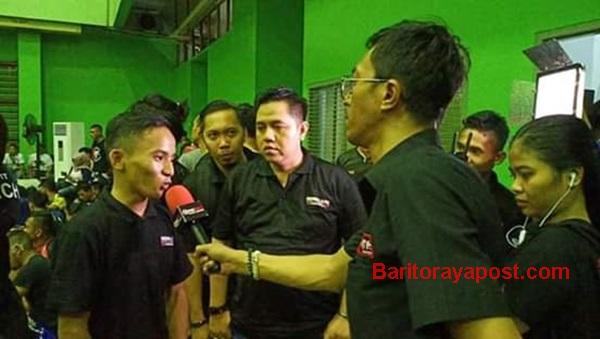 Wow..Salah Satu Dari Empat Atlet Bartim Merupakan Atlet Termuda MMA Se Indonesia