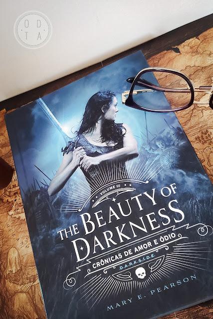 Diário de Leitura #24: The Beauty of Darkness - Mary E. Peason