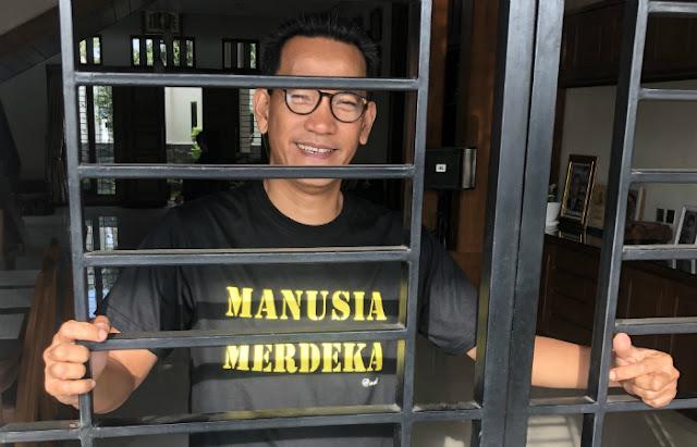 Refly Harun: <i>Presidential Threshold</i> Hanya Digunakan Cukong-cukong untuk Kuasai Partai Politik