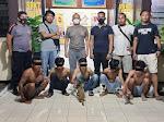 Kawanan Pencuri Itik Ditangkap Polsek Pulau Punjung