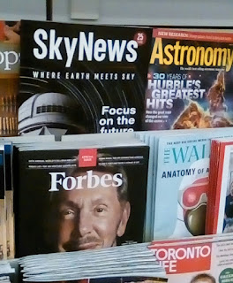 astro mags at local drug store