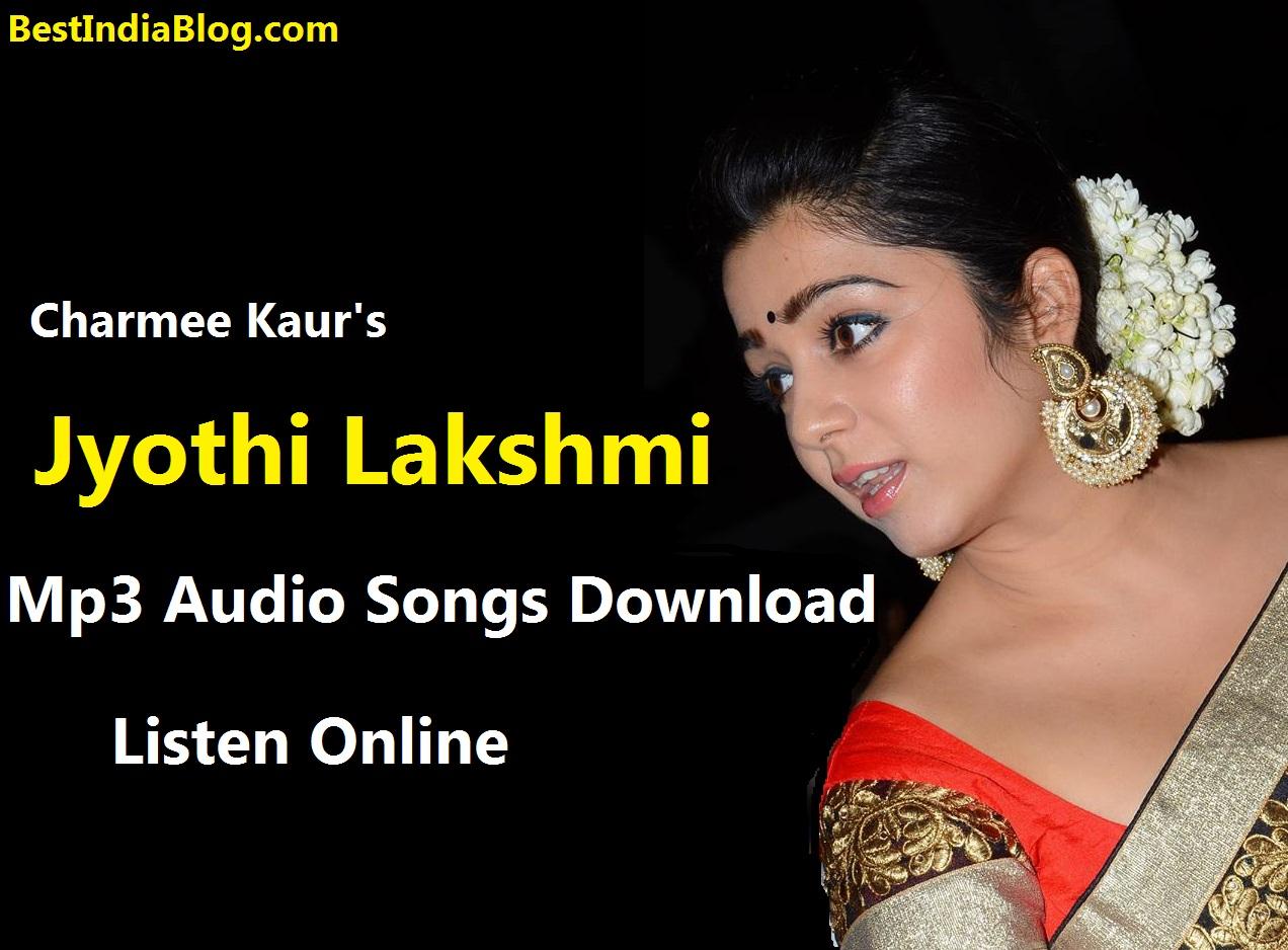Jyothi Lakshmi Mp3 Audio Songs Download Listen Online