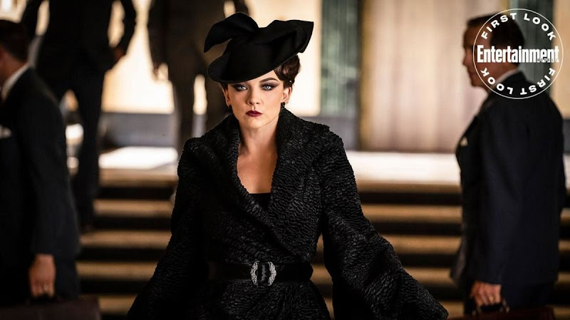 Natalie Dormer Featured in Entertainment Weekly -December 2019