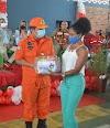 Em um ano, Corpo de Bombeiros já realizou a entrega de 300 mil cestas básicas a famílias maranhenses
