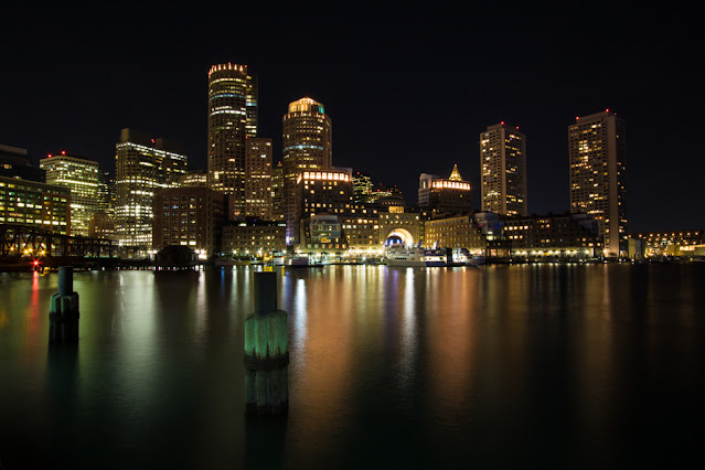 Seaport district-Boston-New England