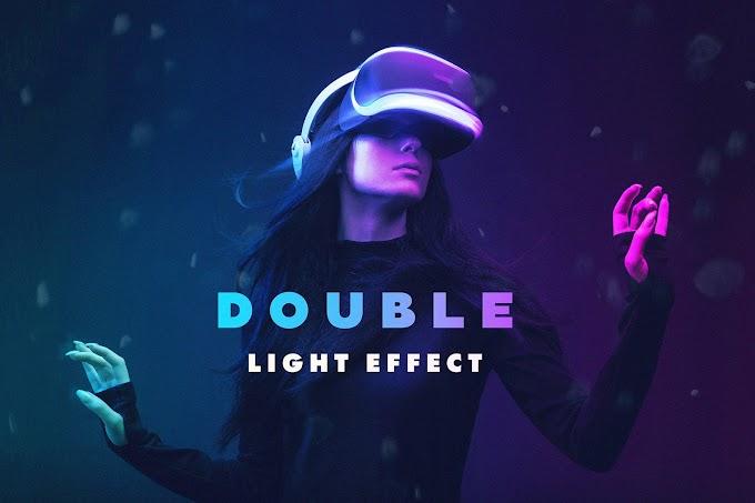 Double Light[Photoshop][Effect][4974274]