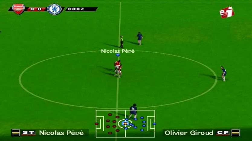 Winning Eleven 2021 Lite English Version PS2 ISO - INSIDE GAME