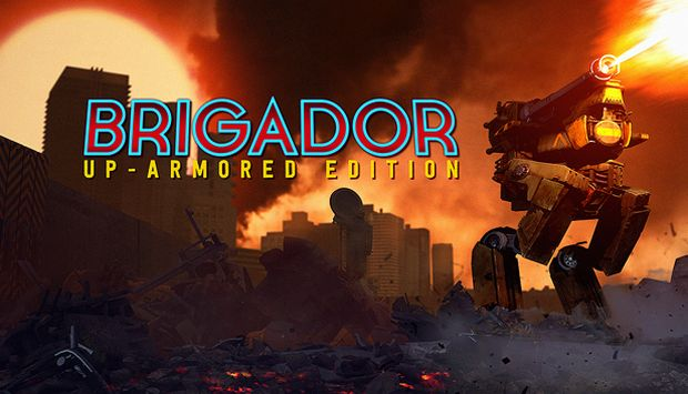 BRIGADOR UP ARMORED EDITION-RAZOR1911