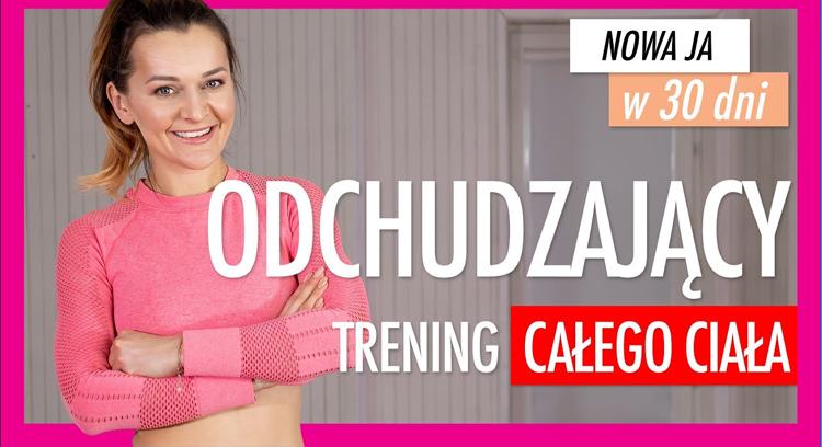 Odchudzający trening na całe ciało od Moniki Kołakowskiej
