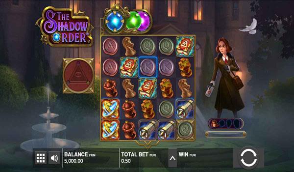 Main Gratis Slot Indonesia - The Shadow Order Push Gaming