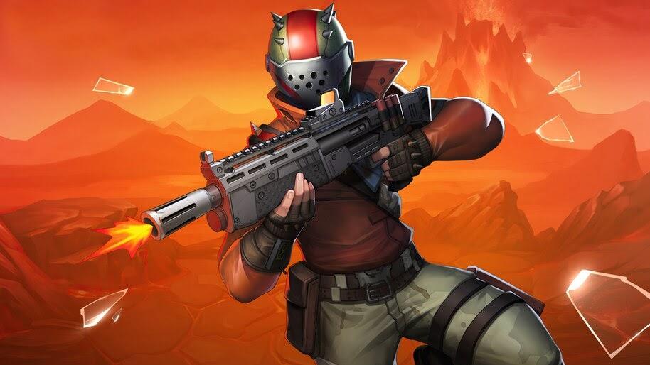 Fortnite Battle Royale, Rust Lord, 4K, #7.883