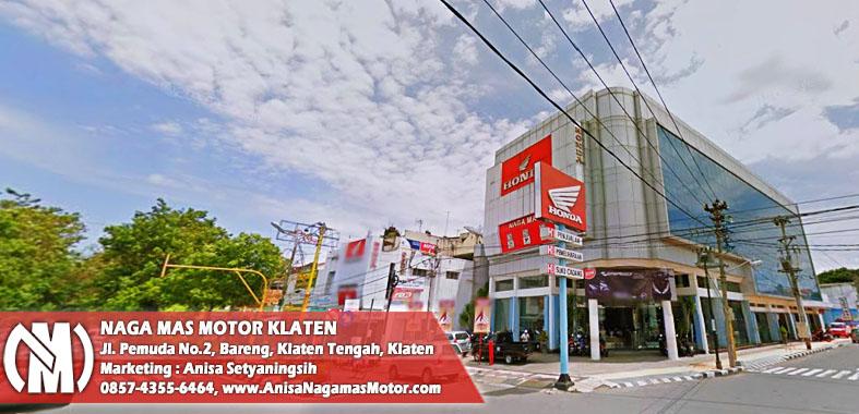 Naga Mas Motor Wing Dealer Jawa Tengah