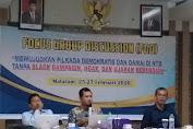 Antisipasi Konflik Pilkada, NC Gelar FGD.