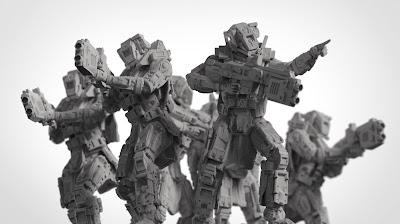 Koloss Assault Rifle Team picture 2