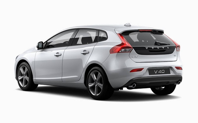 Volvo V40 2017 Kinetic -- R$ 129.900 reais