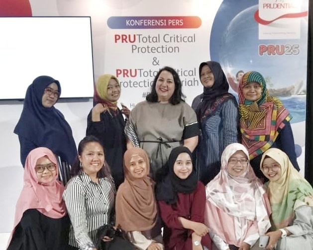 peluncuran PRUTop dan PRUTop Syariah di Bandung