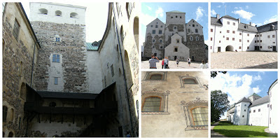 Collage Castillo Turku