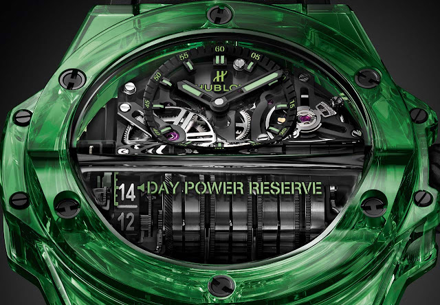 Hublot Big Bang MP-11 SAXEM