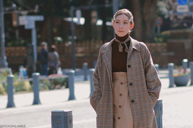 Japanese Fashion Blogger,MizuhoK,2020,feb,24 OOTD