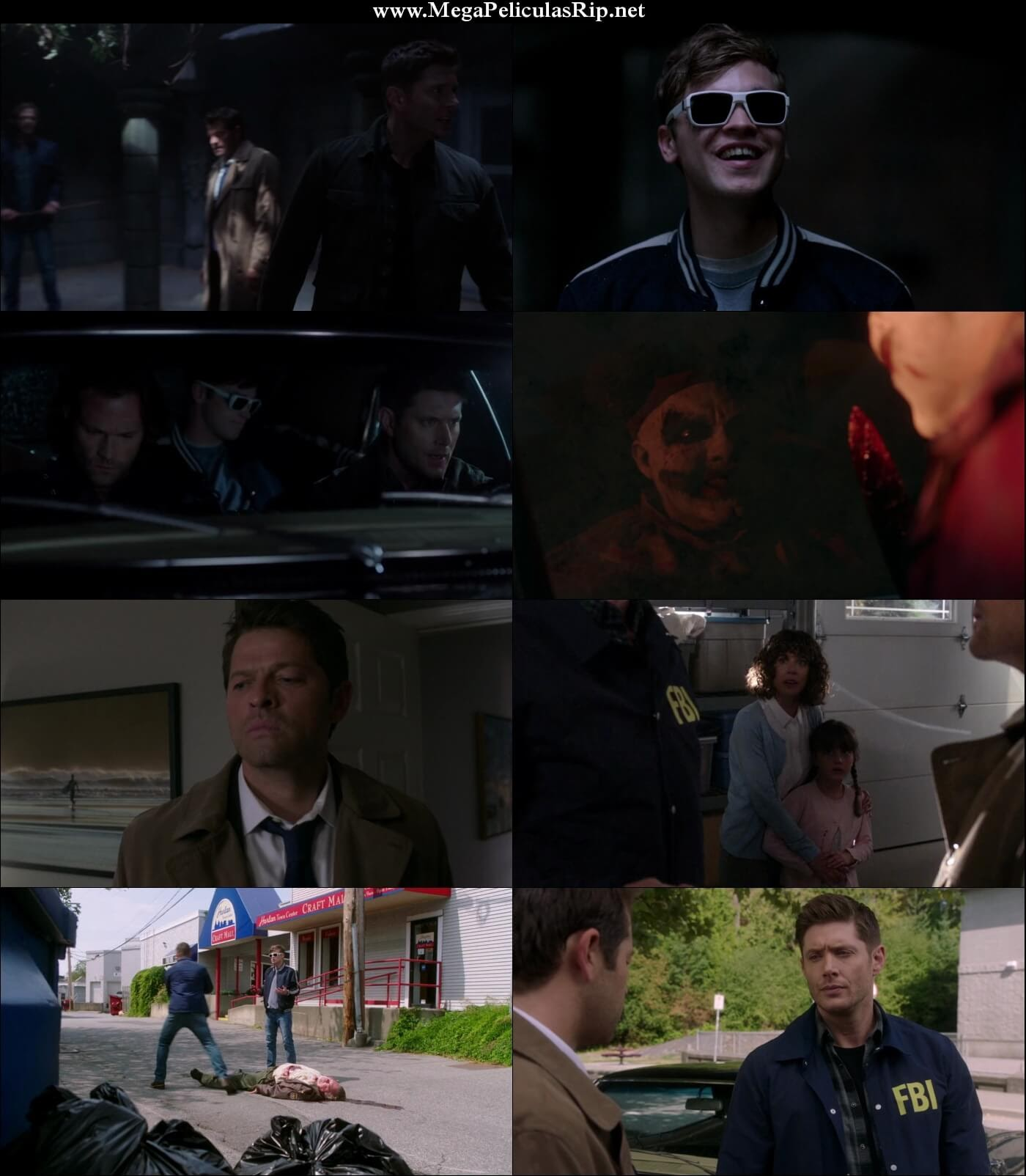 Supernatural Temporada 15 720p Latino