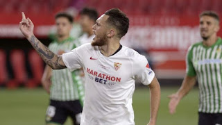 Sevilla edge Real Betis in the Andalusian derby as La Liga restart