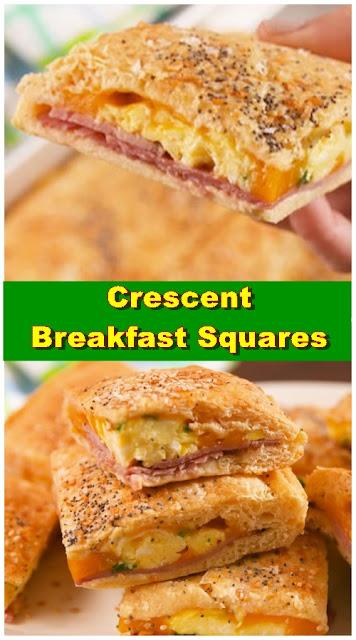 Crescent Breakfast Squares