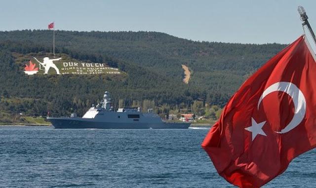 Anadolu: Όποιος κυριαρχεί στη Μεσόγειο ελέγχει τρεις ηπείρους