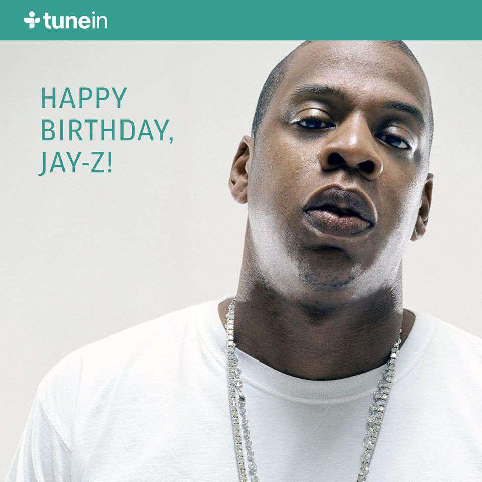 Jay-Z's Birthday Wishes Images download