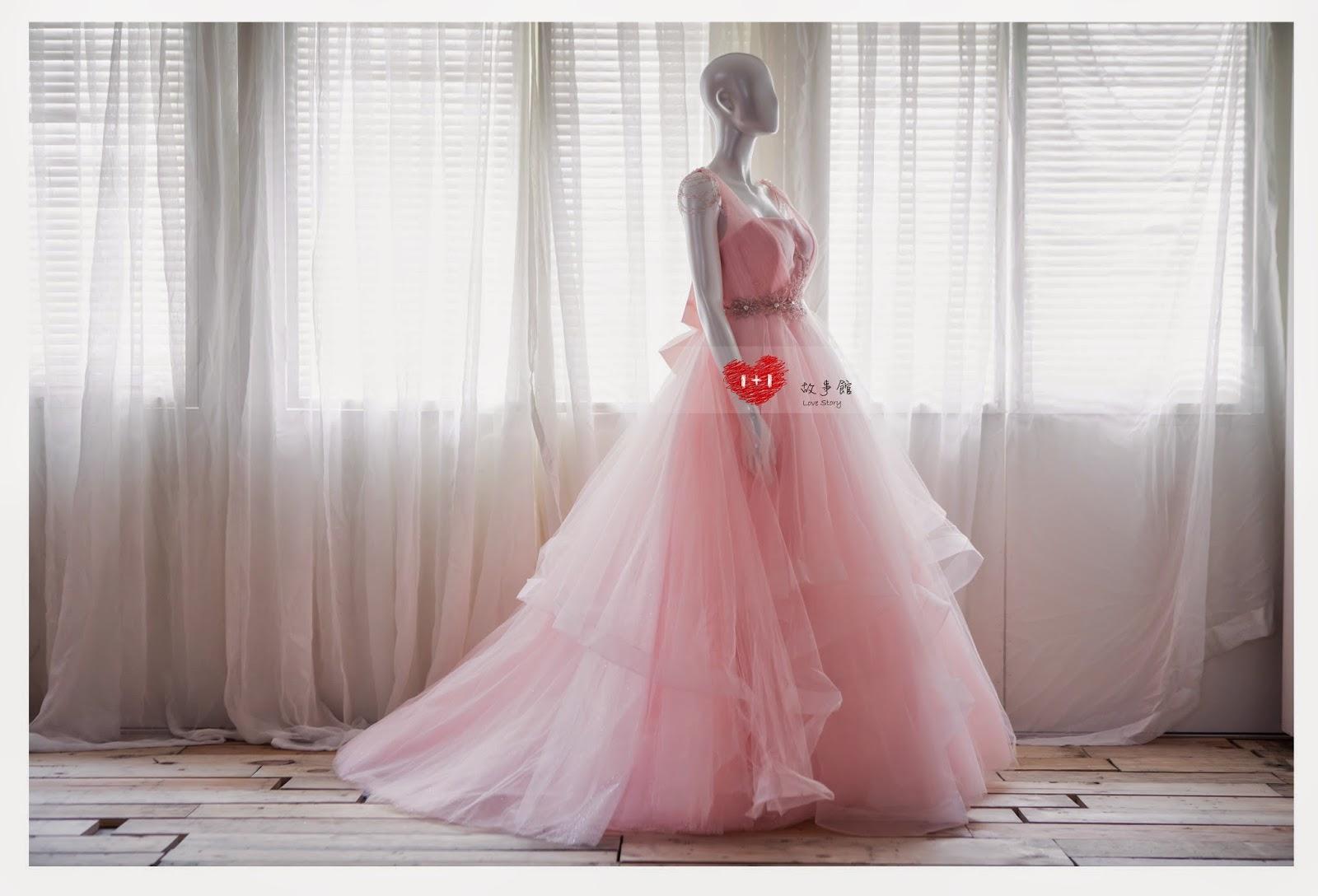 手工婚紗禮服推薦