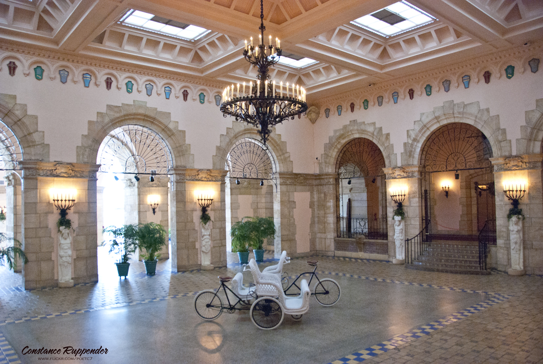 The Pink Bike Henry Morrison Flagler Museum Palm Beach